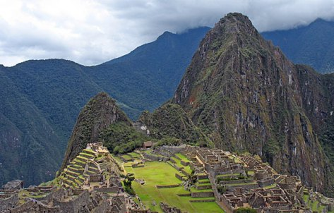 Inti Travel and Tours Machu Picchu